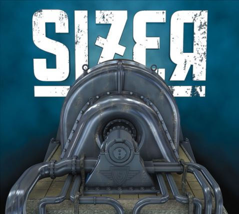 "Album ""SIZER"" Hot Rock Rec HHR 0024"